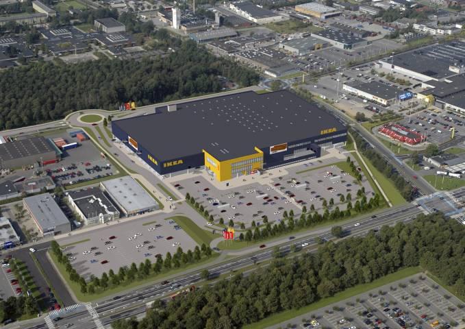 Ikea Odense Skandek
